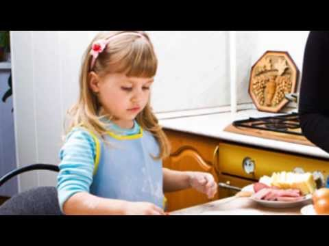 I want to be a Helper  - - (song for preschool children)