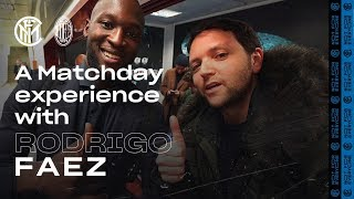 INTER 4-2 AC MILAN with @RodrigoFaez | A MATCHDAY EXPERIENCE AT THE SAN SIRO | 🇪🇸⚫🔵??? [SUB ITA + ENG]
