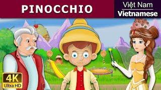 Pinocchio | chuyen co tich | truyện cổ tích | 4K UHD | truyện cổ tích việt nam