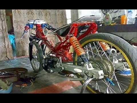 500+ Modifikasi Motor Drag