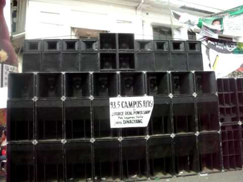 Longest Loudest Mega Sound System Rgl Vs J Force Iloilo