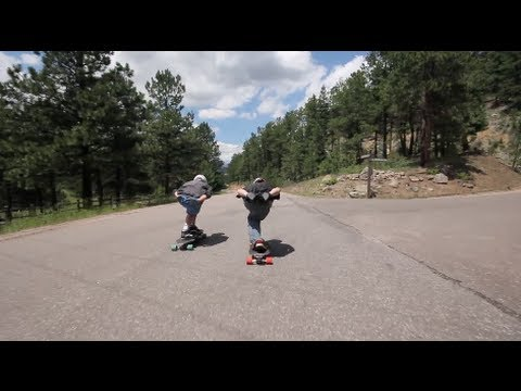 Colorado Downhill: Follow Cam