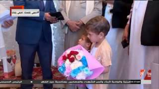 الرئيس السيسي يرسل هدايا لأسر ...