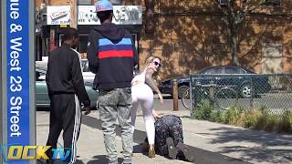 Epic Yoga Pants PRANK!!