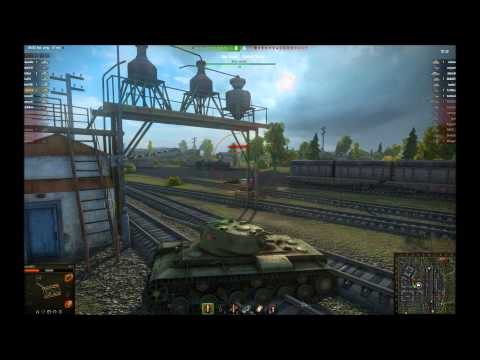 World of Tanks KV-1 Top Gun, Steel Wall 277K profit