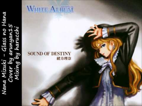 【arunyan15】White Album - Glass no Hana ガラスの華