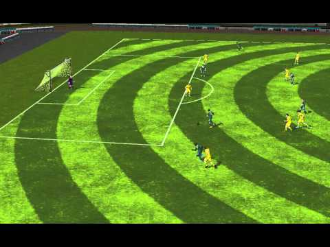 FIFA 14 Android - bogota fc VS Sheffield Utd