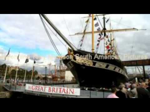Brunel's SS Great Britain Bristol Bristol