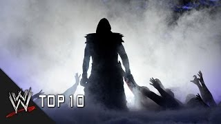 Greatest WrestleMania Entrances WWE Top 10
