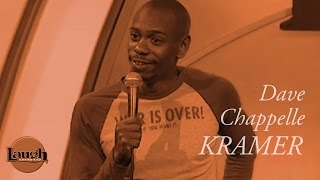 Laugh Factory: Dave Chappelle: Kramer