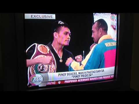 Pinoy Pride 24 Final Presscon Abs-cbn TV Patrol News