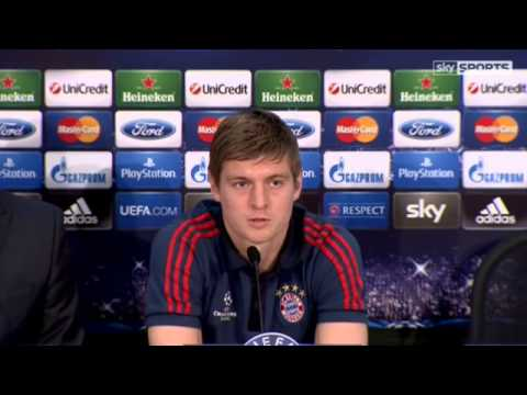 Kroos: Premier League a possibility