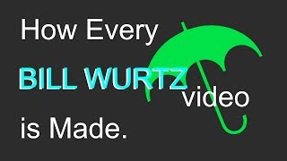 How EVERY Bill Wurtz Video is Made