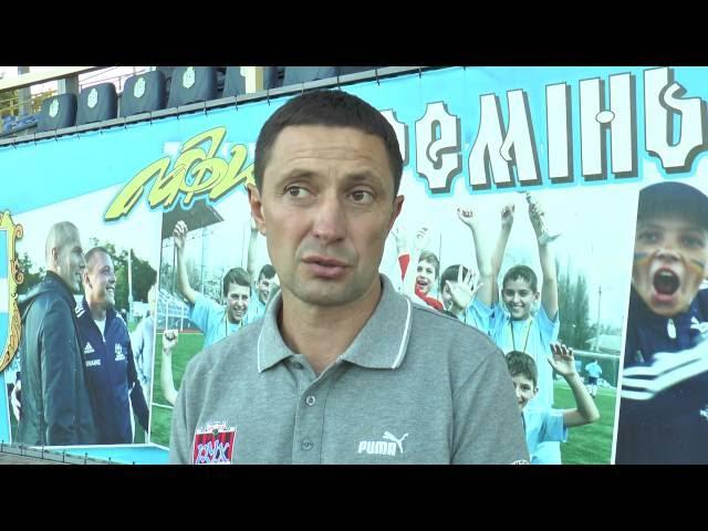 "Роман Гданський про перемогу над ""Кременем"""