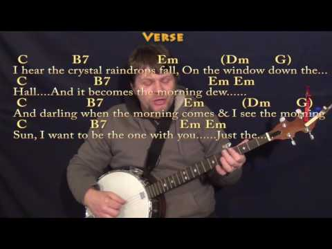Just The Two Of Us (Bill Withers) Banjo Cover Lesson in C with Chords/Lyrics