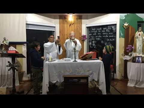 Santa Missa | 09.07.2020 | Quinta-feira | Padre José Sometti | ANSPAZ