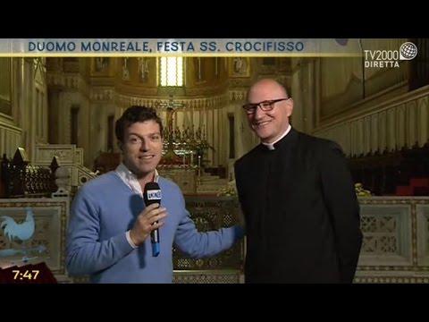 Duomo Monreale nella festa SS. Crocifisso
