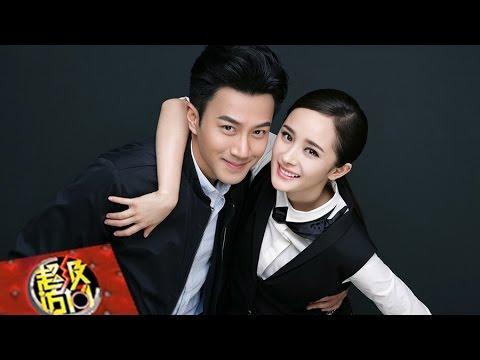 超级访问 情侣档看杨幂(Yang Mi)刘恺威(Lau Hoi Wai)讲述一见钟情的浪漫情史 20130520