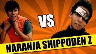 Real Dragon Ball Z VS Naruto Shippuden SKETCH