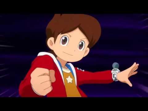yo-kai watch english season1 opening 2 and season 2 opening