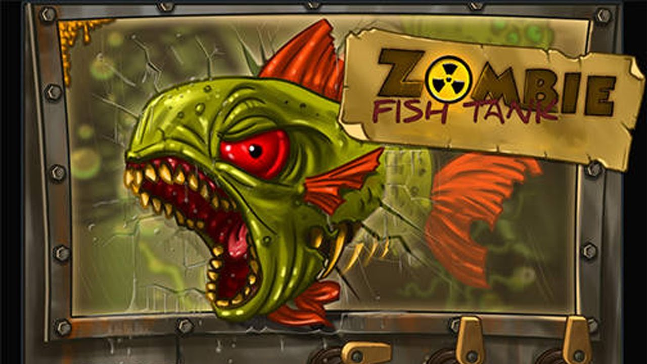 Fish tank games youtube zombie fish tank trailer youtube for Fish tank game