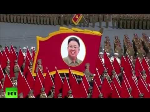 Video lễ diễu binh kỳ niệm 70 năm thành lập Đảng Lao động Triều Tiên