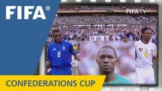 The Story of the FIFA Confederations Cup: 2003