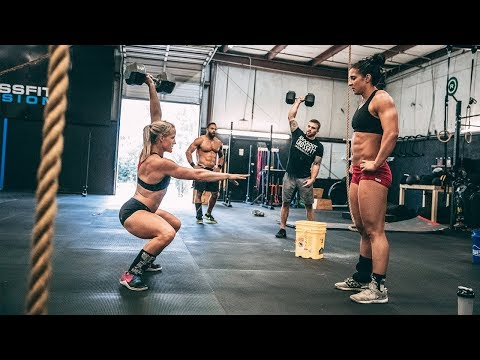 New Team Format for CrossFit Games | In The Tank | Episode 3