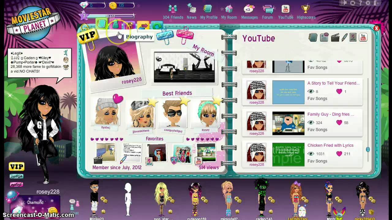 games related to moviestarplanet