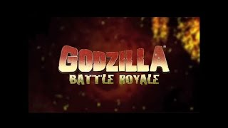 GODZILLA BATTLE ROYALE!!! (NEW 2014 FULL GODZILLA FAN FILM