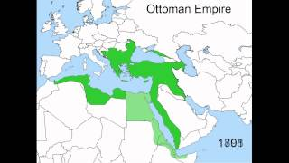 Rise And Fall Of The Ottoman Empire 1300 1923