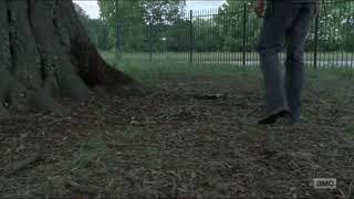 Morte de Eric | The Walking Dead S08E03