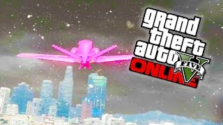 GTA 5 Funny Moments - GTA 5 SNOW GLITCH Online! Free Roam Snow Glitch! (GTA 5 Gameplay)