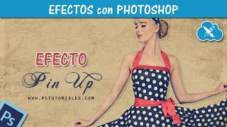Efecto pin up con photoshop