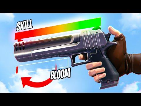 99% Skill 1% bloom