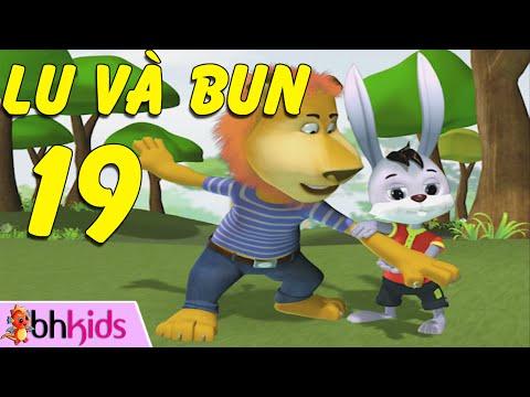 Phim Hoạt Hình 3D Hay Cho Bé - Lu Và Bun Tập 19 FULL 1080p