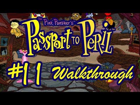 Detonado - The Pink Panther: Passaporte para o Perigo #11 - Final do Jogo (Hora da Verdade!)