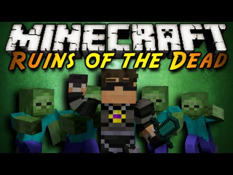 Minecraft: Ruins of the Dead Part 2