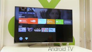 Android TV, así es la apuesta de Google