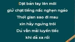 Mong Uoc Ky Niem Xua Karaoke - Tam Ca 3a - CaoCuongPro