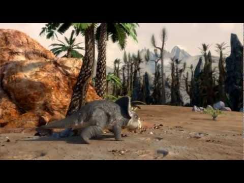 Filmy z DinoParku   Triceratops