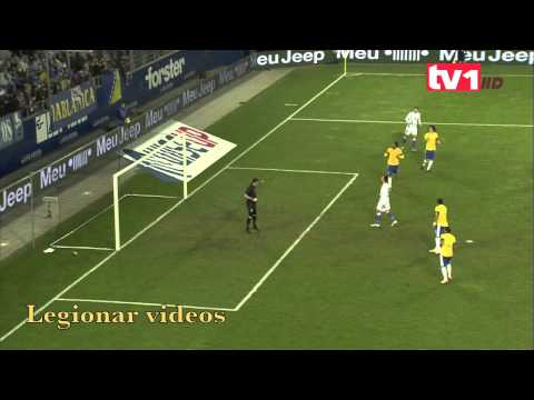 FRIENDLY: Bosnia-Herzegovina 1-2 Brazil (BiH - Brazil)  - Full Highlights 28-2-2012 HD