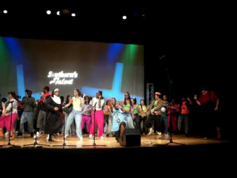 Joyful Joyful Sister Act 2 - One Praise Gospel Choir SAU