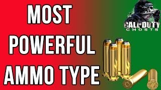 """""""Call Of Duty Ghosts Extinction"""" Most Powerful Ammo Type"""