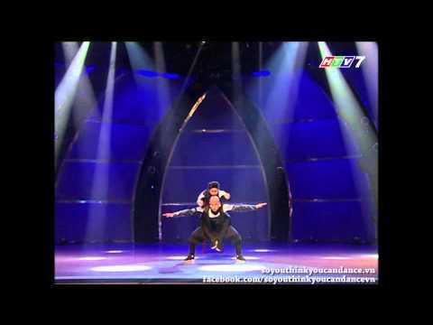 Toàn Trung & Sơn Lâm - Cơn Mưa Ngang Qua (TinyC Remix) - SYTYCD 3 GALA Đăng Quang