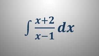Nedoločeni integral 24
