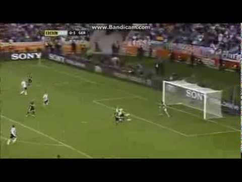 Germany vs Argentina 2010 FIFA World Cup highlights 4-0