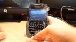 Viber Messenger Install To Blackberry Curve 8520