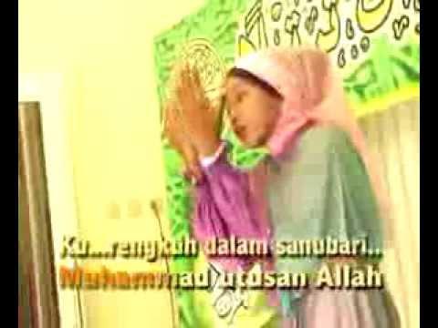 TIADA TUHAN SELAIN ALLAH (FULL): 10 LAGU TERBAIK LOMBA CIPTA LAGU ANAK MUSLIM INDONESIA 2013 LPPTKA