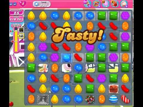 How to beat Candy Crush Saga Level 231 - 3 Stars - No Boosters - 276